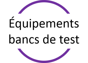 equipements banc de test
